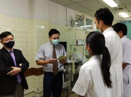คณะกรรมการตรวจประเมินตามเกณฑ์มาตรฐานการศึกษาแพทยศาสตร์