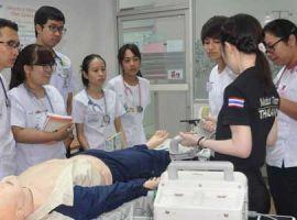 โครงการพัฒนาทักษะทางเวชปฏิบัติฉุกเฉินสำหรับนักศึกษาแพทย์ ชั้นปีที่ 6